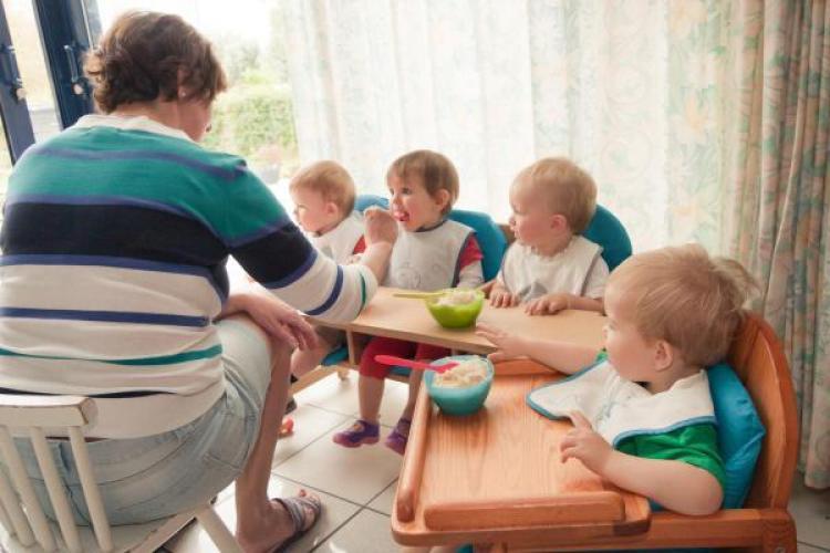 Stand van zaken uitvoering kaderdecreet kinderopvang