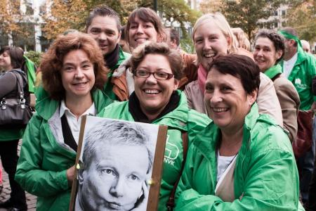 Actie loont: de handtekeningen op de cao voor de zorgkundigen zijn gezet!