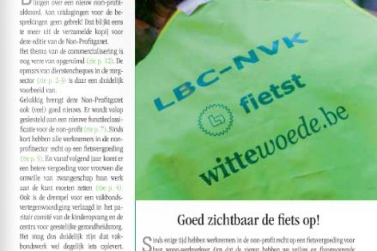 non-profit gazet ++ oktober 2009