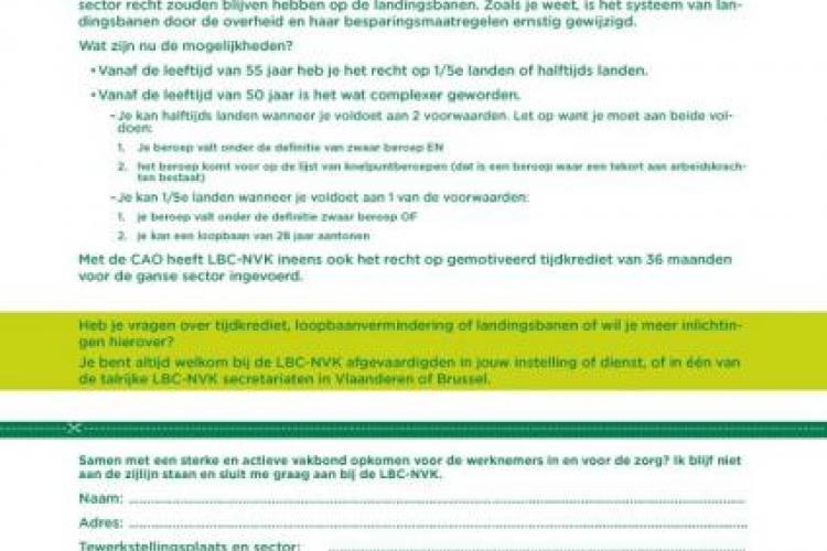 LBC-NVK sluit CAO tijdkrediet en landingsbanen in kinderopvang