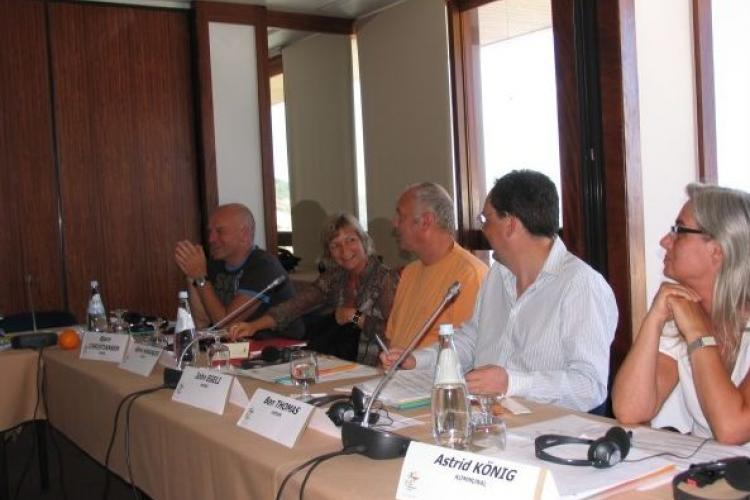 Internationaal seminarie kinderopvang in Portugal