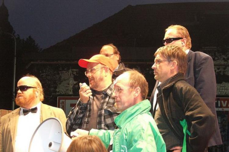 Afscheid van Roland Huylebroeck