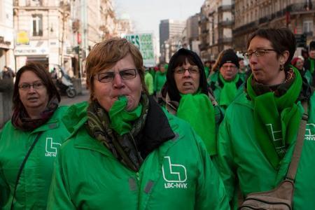 LBC-NVK protesteert opnieuw tegen uitsluiting non-profit