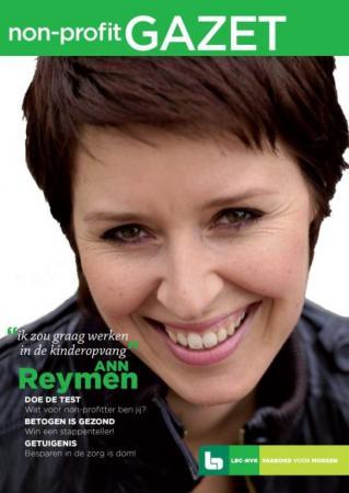 non-profit gazet herfst 2011