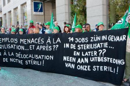 LBC-NVK houdt commerciële speler uit Brussels Sint-Jansziekenhuis