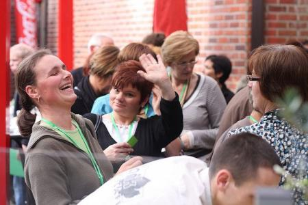 LBC-NVK non-profit organiseert startdag nieuwe militanten