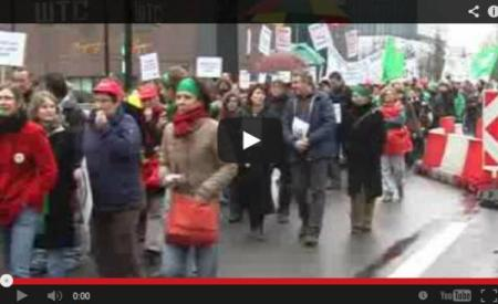 Werknemers basiseducatie op straat