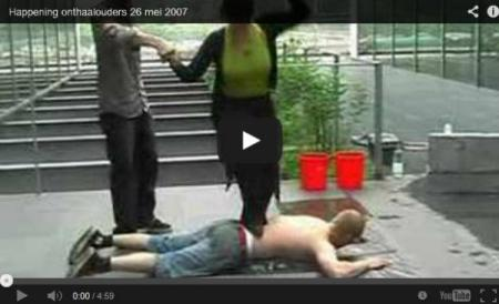 Happening onthaalouders in Leuven