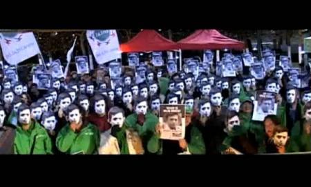 350 actievoerders voor Stop the Killings