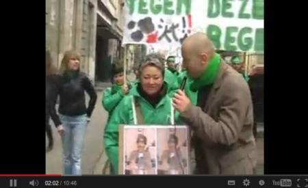 Werknemers voeren actie tegen sociale dumping ZNA